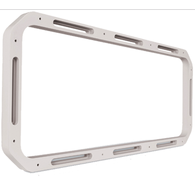 Fusion 010-12590-00 RV-FS16SPW 16mm Sound Panel Spacer, Wht.