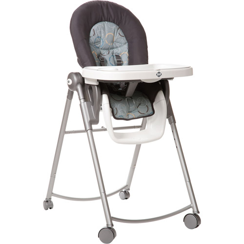 Safety 1st AdapTable High Chair, Rings