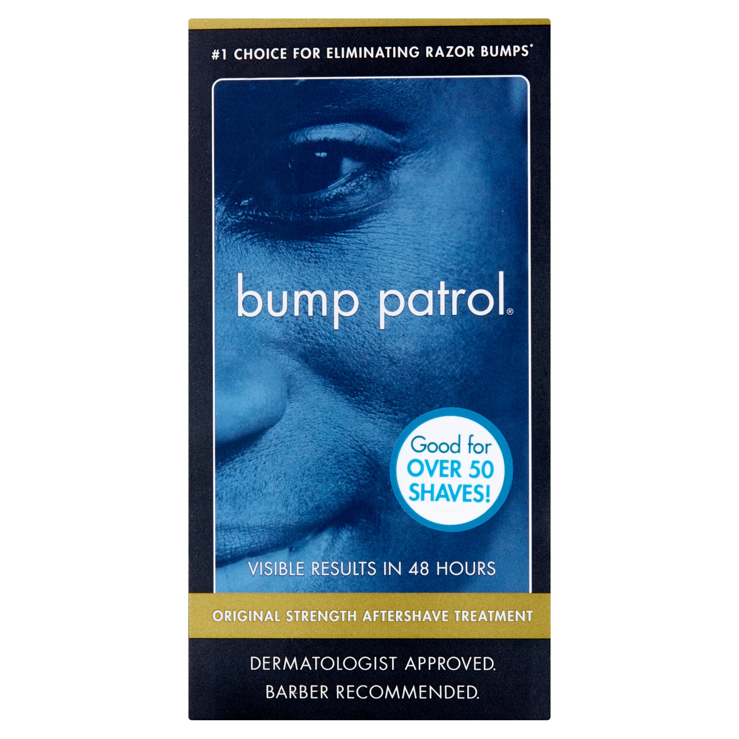 Bump Patrol Original Strength Aftershave Treatment, 2 fl oz