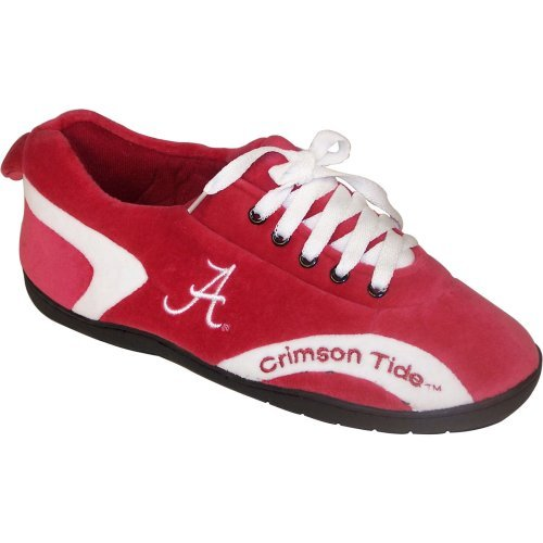 Comfy Feet NCAA All Around Youth Slippers - Alabama Crimson Tide