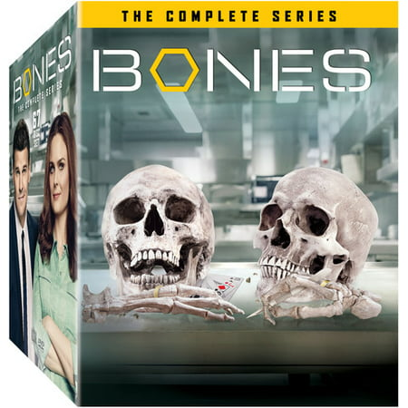 Bones: The Complete Series DVD (DVD)