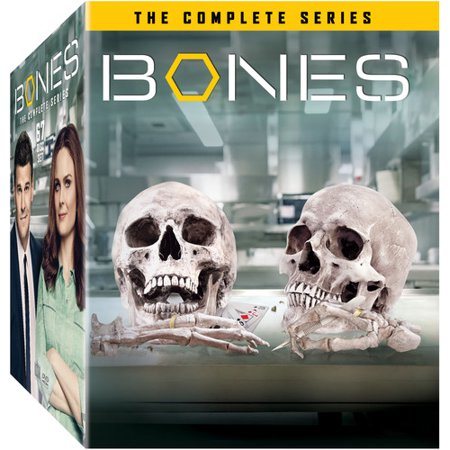 Bones: The Complete Series DVD