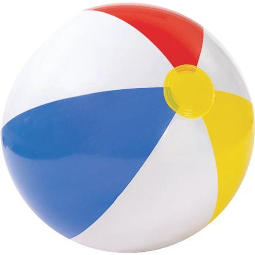 Intex Recreation 59020EP Glossy Panel Ball-GLOSSY PANEL BALL