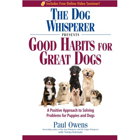 The Dog Whisperer Presents - Good Habits for Great Dogs : A Positive Approach to Solving Problems for Puppies and