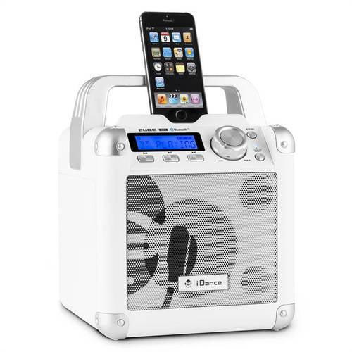 BriteLite iDance 50-Watt Portable Bluetooth Speaker