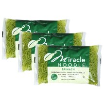 Noodles: Miracle Noodle Spinach Shirataki