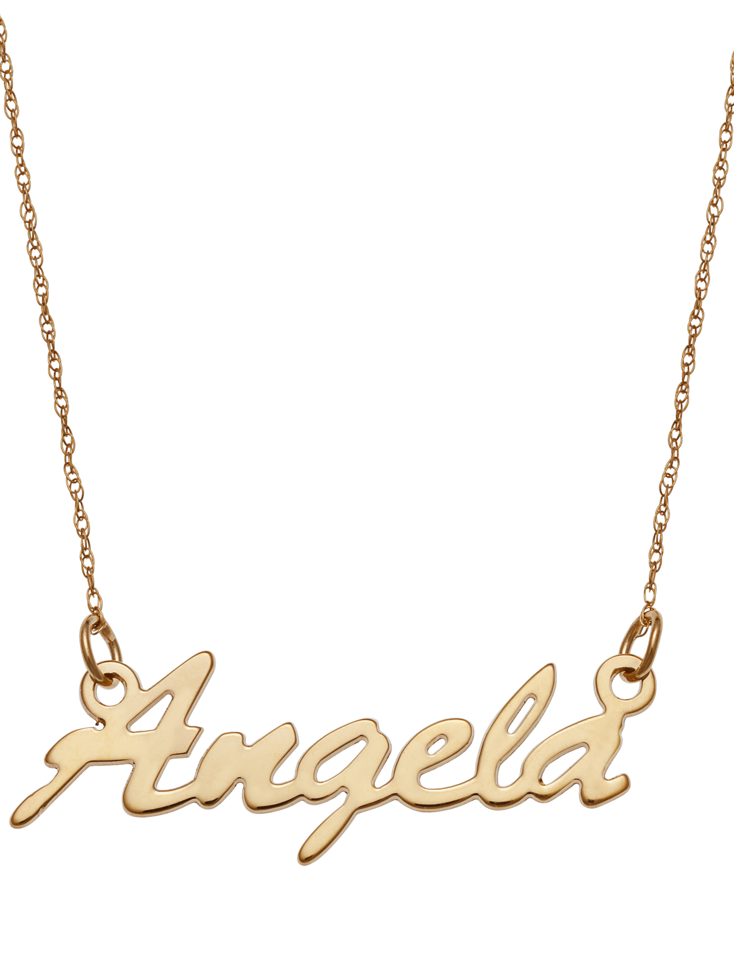 larger names kid personalised necklace designs by l posh bangles baby totty gold light weight view name