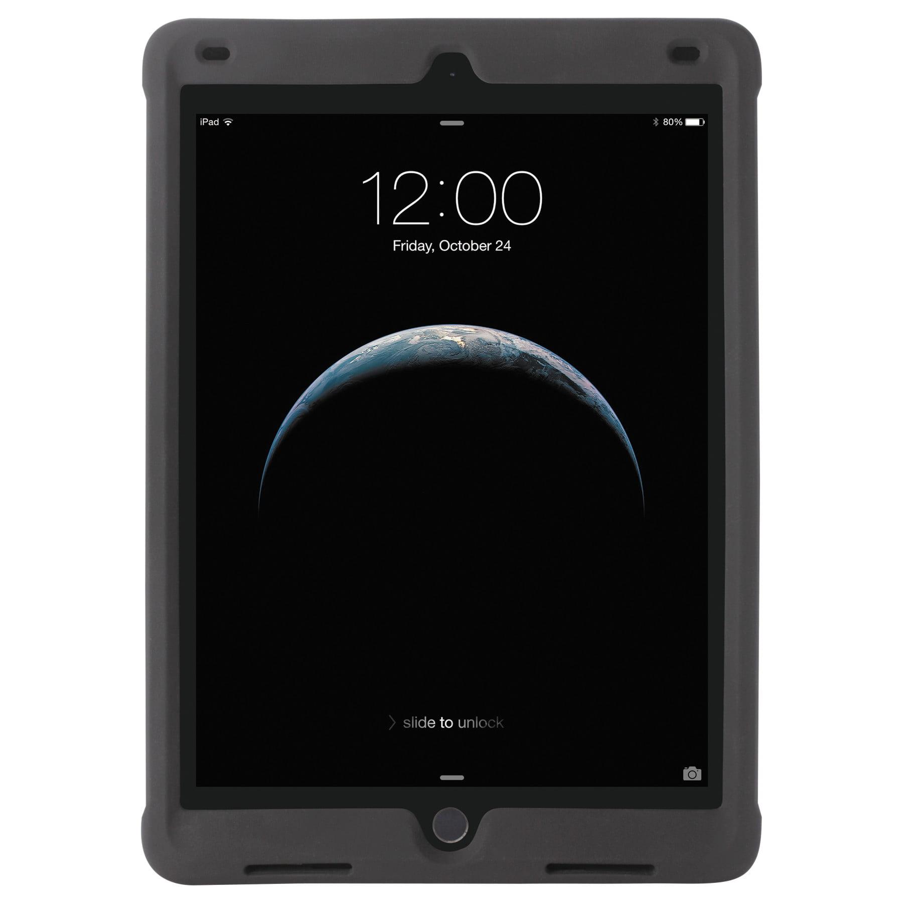 Kensington BlackBelt 1st Degree Rugged Case for iPad Air 2, Black