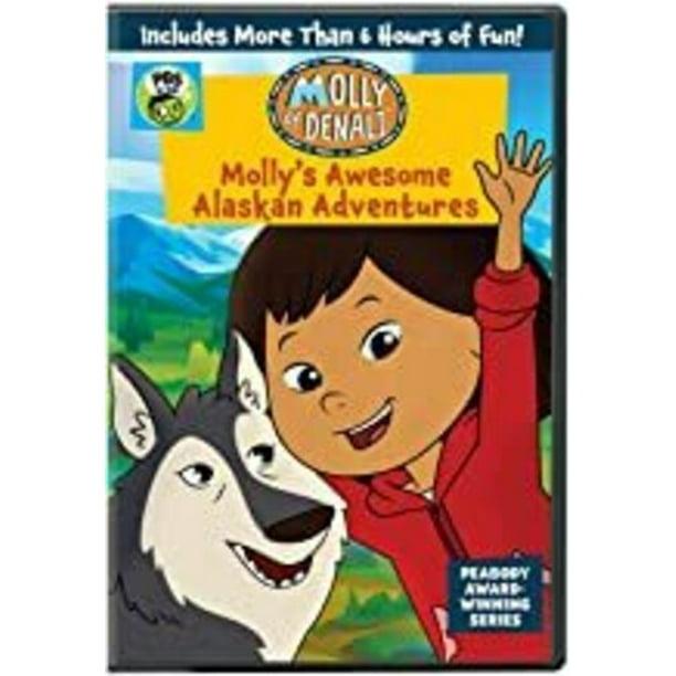 Molly Of Denali Molly S Awesome Alaskan Adventures Dvd Walmart Com Walmart Com