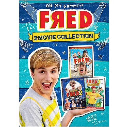 Fred: 3 Movie Collection - Fred: The Movie / Fred 2: Night Of The Living Fred / Fred 3: Camp Fred (Widescreen)