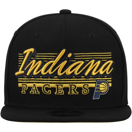 wholesale price well known great deals New Era - Indiana Pacers New Era Retro Lines 9FIFTY Adjustable ...