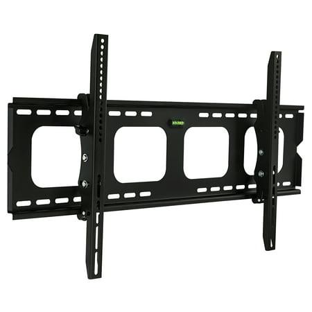 Mount-It! Tilt TV Wall Mount Bracket for 40-70 inch LCD, LED, or Plasma Flat Screen (Tilting Load)