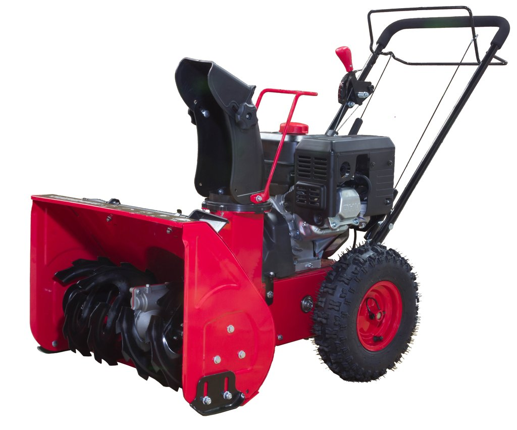 DB7659H-22 Refurbished 22 in. 2-Stage Manual Start Gas Snow Blower by Snowblowers