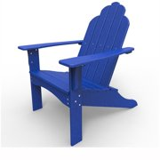 Adirondack Chair by Malibu Outdoor, Yarmouth - Blue