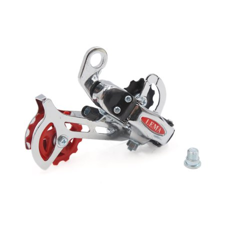 Chrome Plating Rear Variable Speed Lever Derailleur for Mountain Road