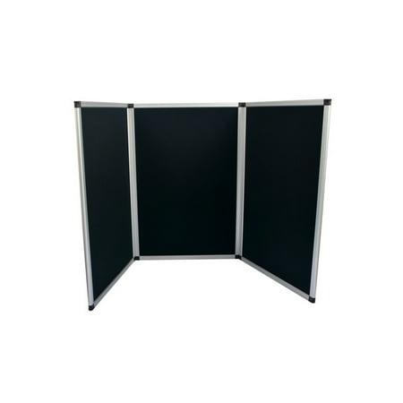 Display Table - 3 Panel Table Top Display