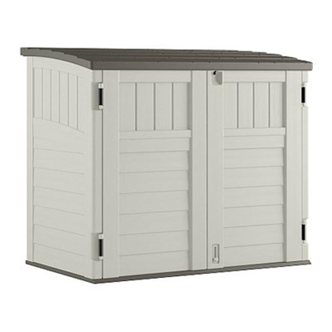 BMS2500 34 cuft. Horizontal Storage Shed