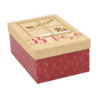 Holiday Time Believe Gift Box