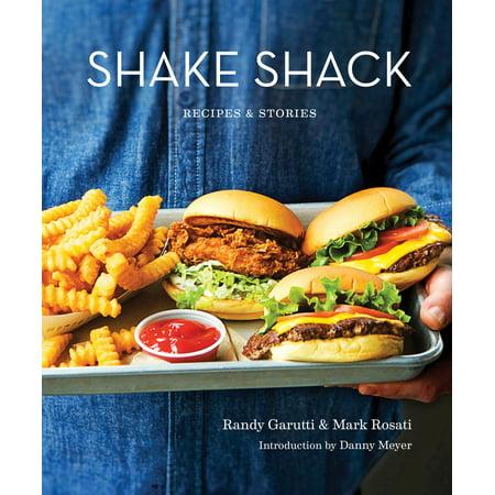Energy Shake Recipes (Shake Shack : Recipes & Stories)
