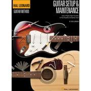 Hal Leonard Guitar Method - Setup & Maintenance - eBook