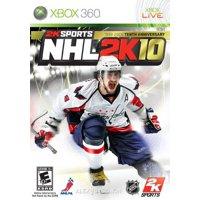NHL 2K10, Take 2, XBOX 360, 710425396533