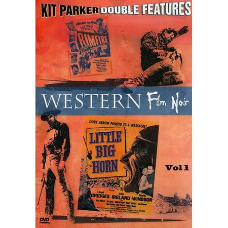 Western Film Noir Vol. 1: Little Big Horn / Rimfire (DVD) (John Hughes Films)