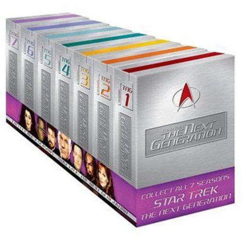 Star Trek The Next Generation - The Complete Seasons 1-7