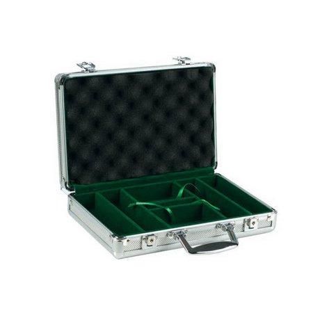 CHH 2740A 200 PC Aluminum Poker Case ()