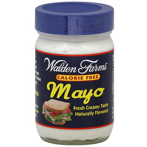 Walden Farms Sugar & Fat Free Miracle Mayo, 12 oz (Pack of 6)