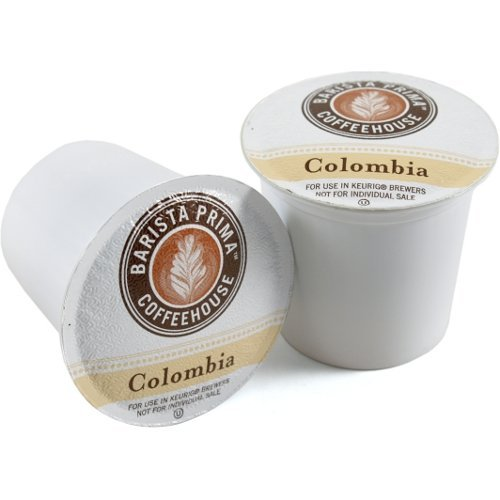 Barista Prima Colombian Coffee Keurig K-Cups, 180 Count