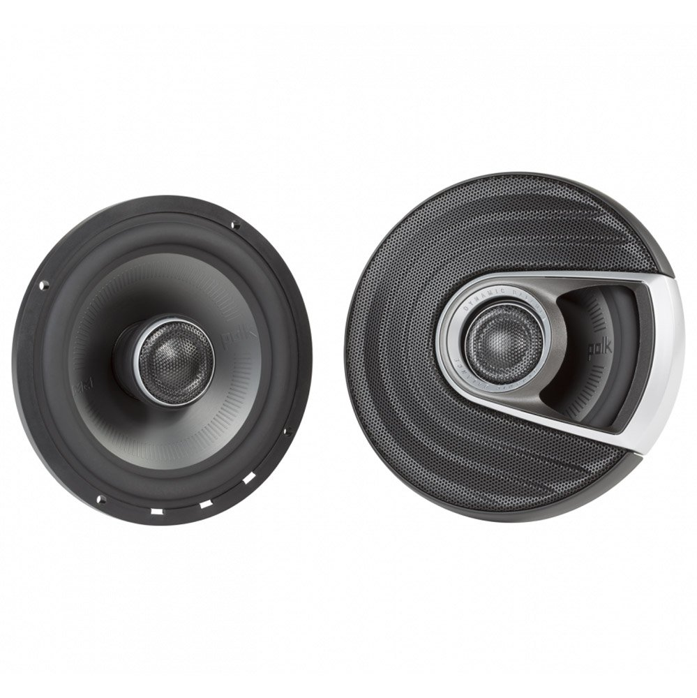 Polk Audio MM1 Series 6.5 Inch 300W Coaxial Marine Boat ATV Car Audio Speakers