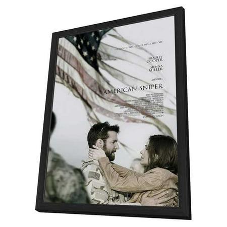 American Sniper (2015) 11x17 Framed Movie Poster