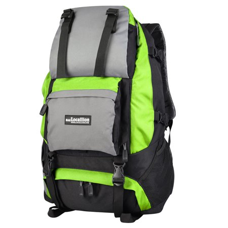 VBIGER 40L Large Capacity Hiking Backpack Outdoor Daypack