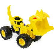 Monster Jam, Official Scoops Dirt Squad Scooper Monster Truck with Moving Parts, 1:64 Scale Die-Cast Vehicle