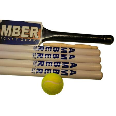 Amber Sporting Goods Cricket Junior Set Buy The Half (Cricket Gear)