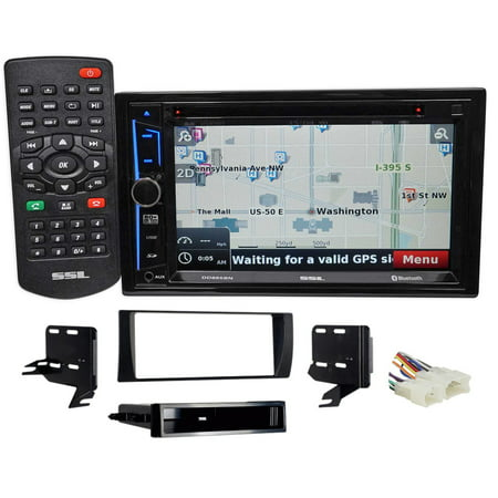 2002 2006 toyota camry car navigation gps dvd receiver monitor bluetooth usb. Black Bedroom Furniture Sets. Home Design Ideas