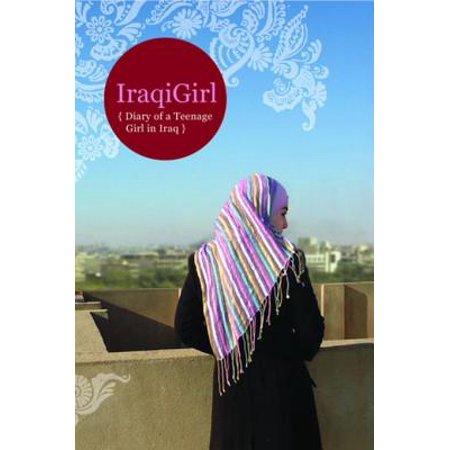 IraqiGirl: Diary of a Teenage Girl in Iraq - (Diary Of A Teenage Girl Graphic Novel)