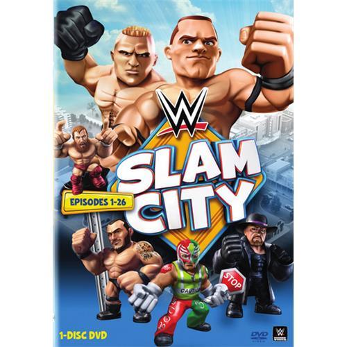 WWE: Slam City by WARNER HOME VIDEO