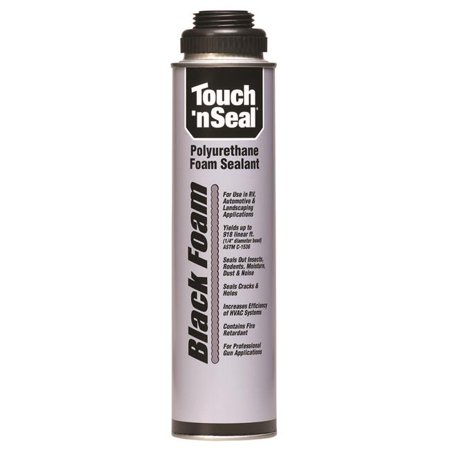 EFI 3530.213 Touch N Gun Foam Sealant, Black