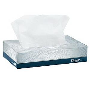 Kimberly-Clark KLEENEX Professional Facial Tissue Junior