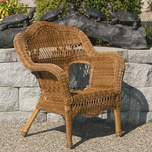 Sahara All-Weather Wicker Armchair