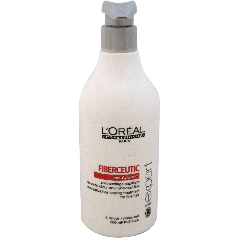 L'Oreal Professional Serie Expert Fiberceutic Restorative Hair Sealing Treatment, 16.9 oz