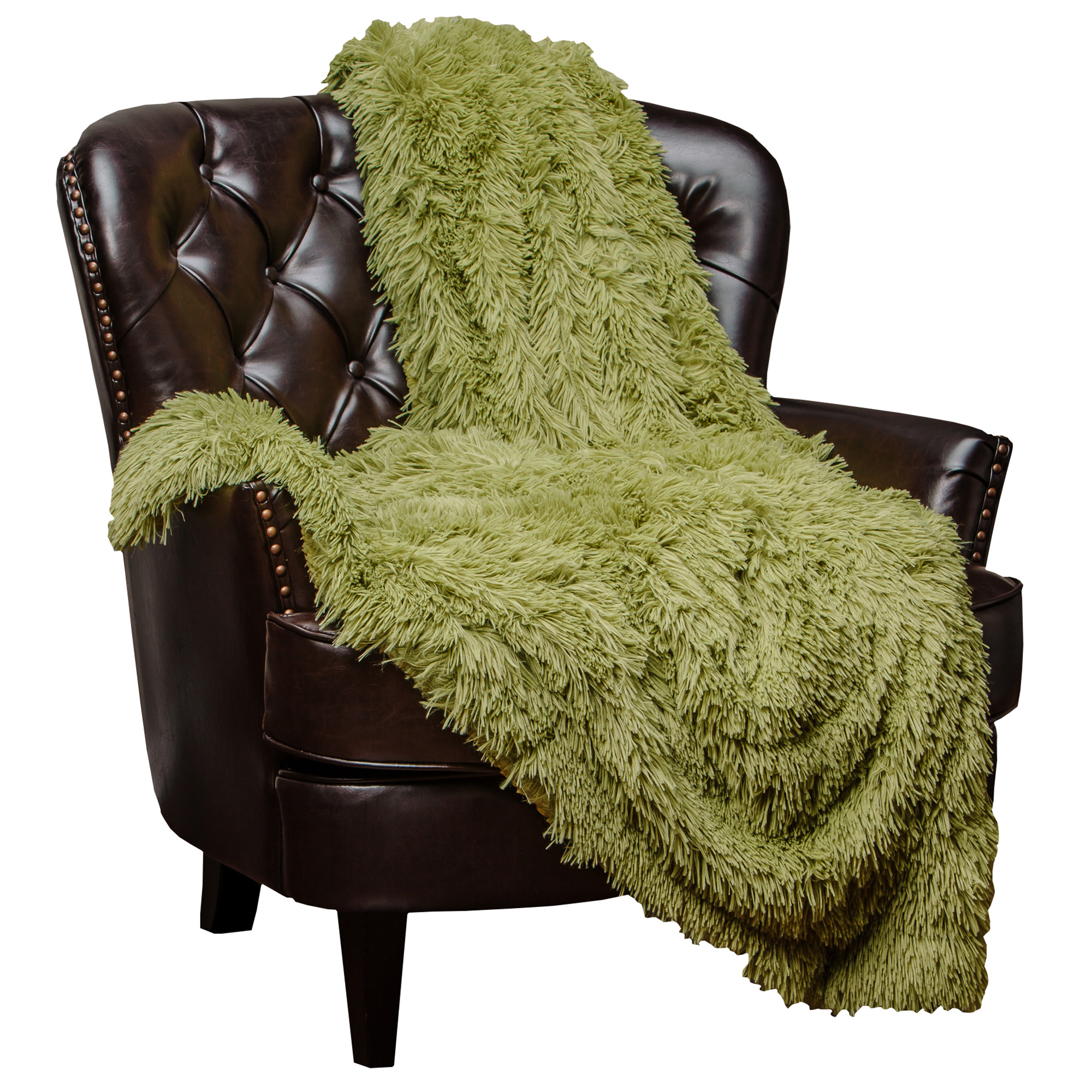 Click here to buy Chanasya Super Shaggy Elegent Sherpa Long Fur Throw Blanket by Purchase Corner LLC.