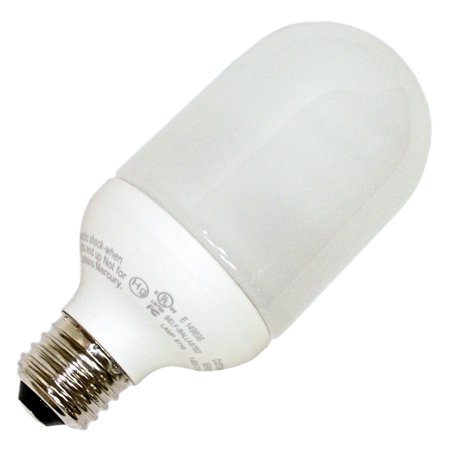 TCP 12214 - 1T2014 Bullet Screw Base Compact Fluorescent Light Bulb
