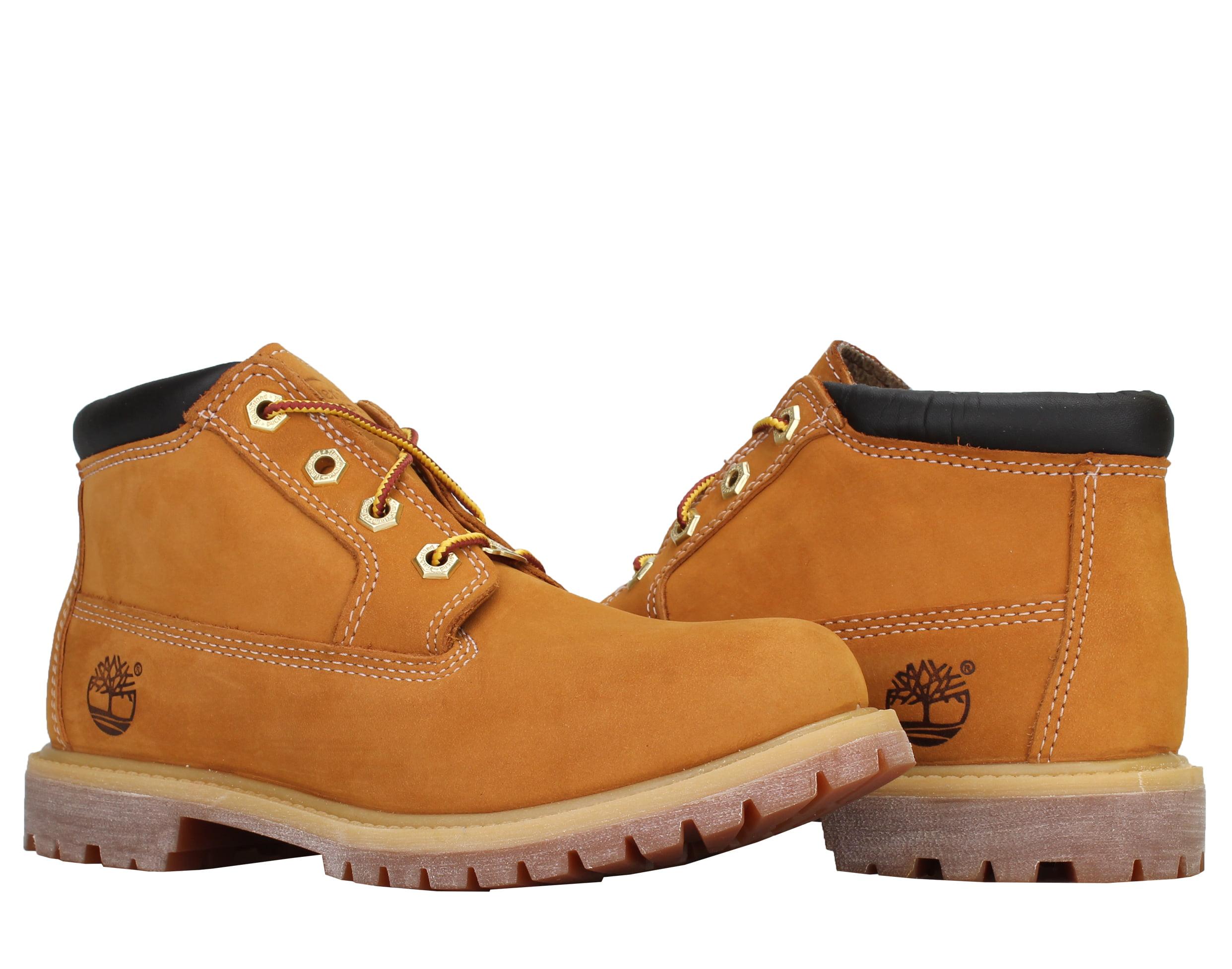 Timberland Nellie Chukka Wheat Nubuck Women's Boots 23399 Size 5.5 by Timberland