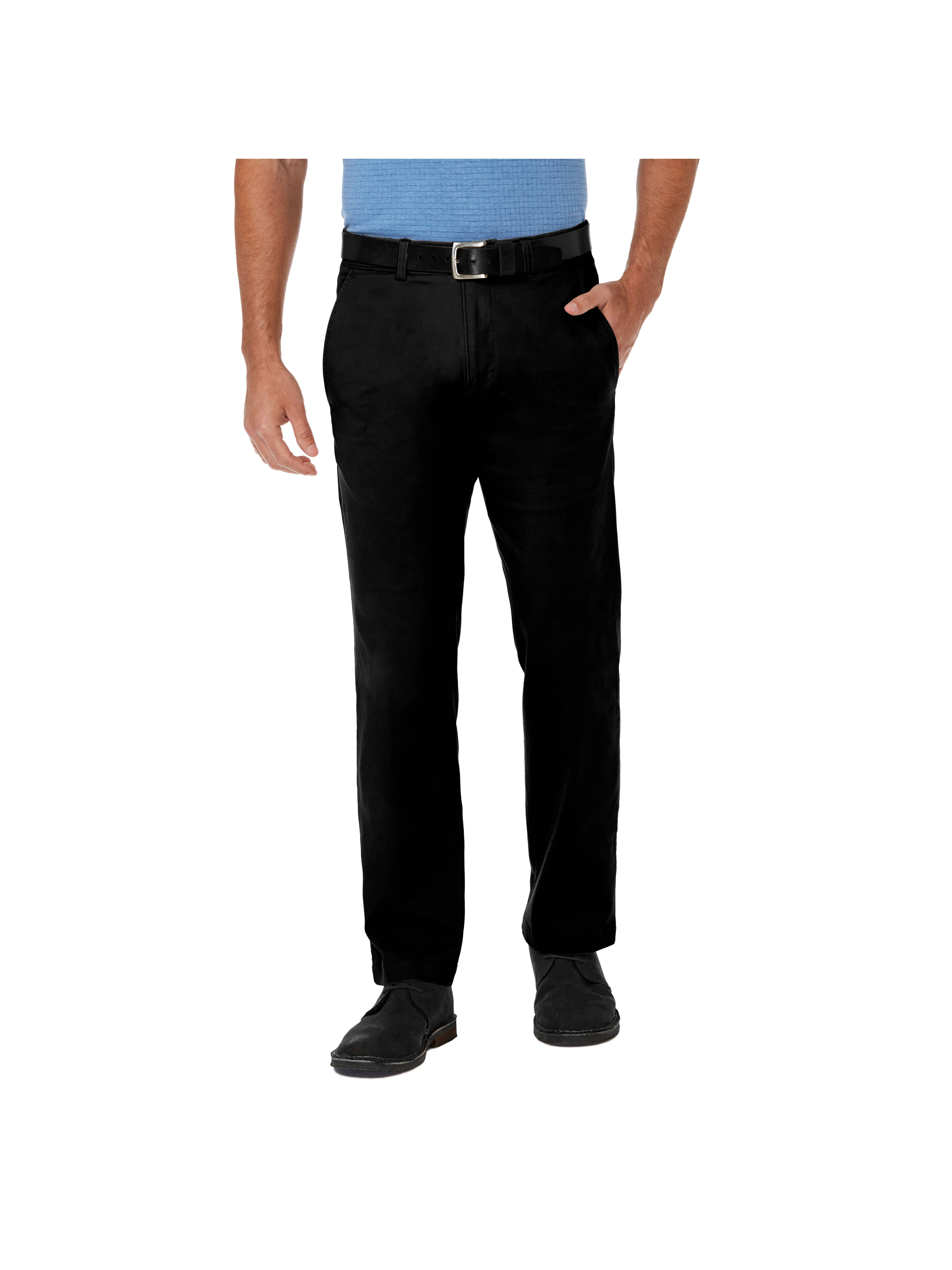 Men's Coastal Comfort Flat Front Chino Pant Straight Fit HC00274