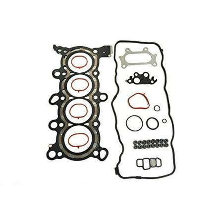 ITM Engine Components 09-10941 Cylinder Head Gasket Set (2006-2009 Honda 1.8l L4, R18a1/r18a4 Civic I-Vtec) (Civic I-vtec)