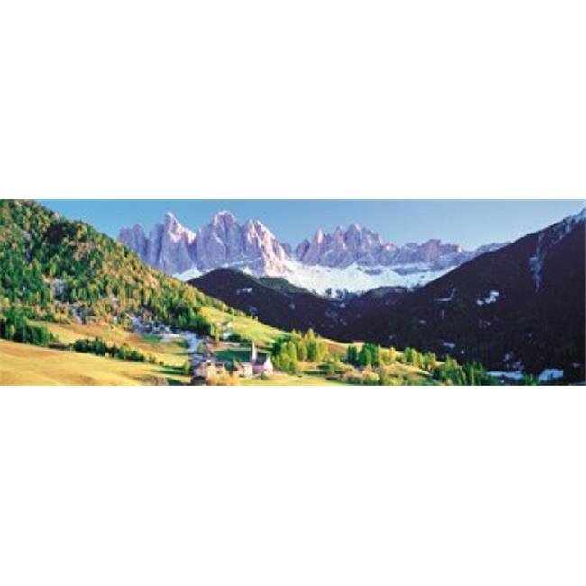 Panoramic Images PPI44882S Dolomite Italy Poster Print, 18 x 6 - image 1 de 1