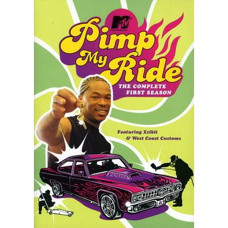 Pimp My Ride: The Complete First Season (DVD) (Pimp My Ride Dvd)