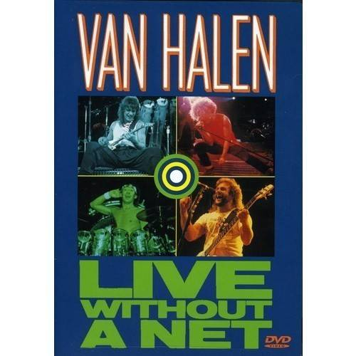 Live Without A Net (Music DVD)
